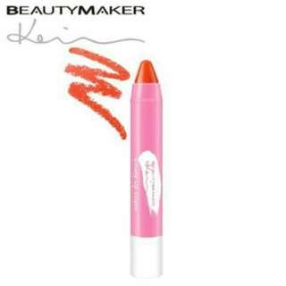 BeautyMaker  唇唇欲動超顯色Q唇筆-心慌粉橘