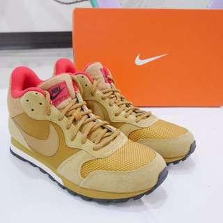Nike拼接半高筒,日本購入