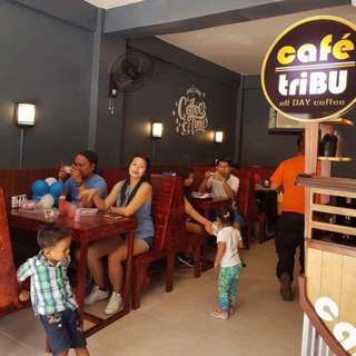 Cafe Tribu Kiosk FRANCHISING