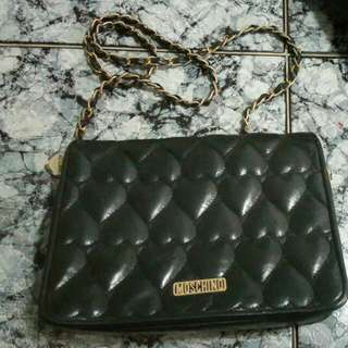 Authentic Vintage Moschino Bag