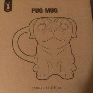 Typo Pug Mug