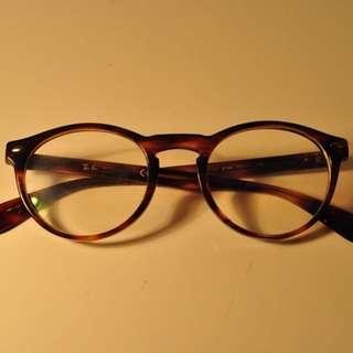 Rayban Round Vintage Glasses