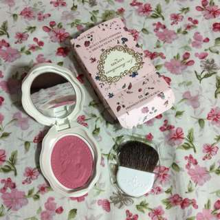 Ladurée Pressed Cheek 胭脂 03