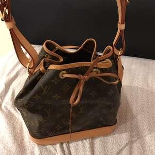 Louis Vuitton Petit Noe Bag