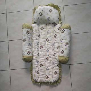 Babylove Travelling Bed