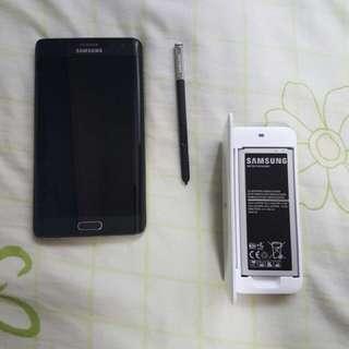 Samsung Galaxy Note Edge 32GB Black