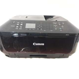 Canon PIXMA Mx726 All In One Printer
