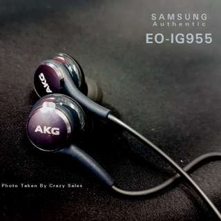 🚚 Samsung AKG EO-IG955 Headset / Earphone / Earpiece / Handsfree