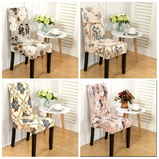 Wedding Chair Covers.1pc Modren Anti Dirty Stretch Chair Covers Elastic Chair Protector Slipcover Dinning Room Decor Wedding Chair Cover