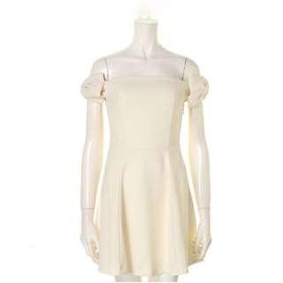 日貨 Mercuryduo 雜誌大熱門 甜美白洋裝