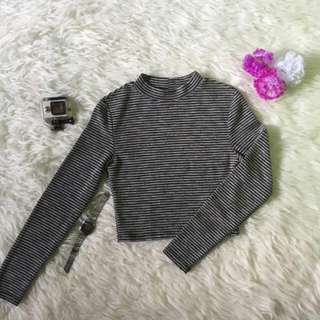 Turtleneck Crop HnM