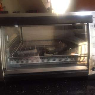 Bread Toaster,oven Toaster,deep Fryer ,juicier And Coffee Maker For Sale Each Item 1k Sale