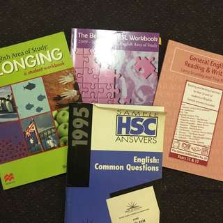 HSC English Textbooks