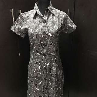 U by Rustans Button Down Dress