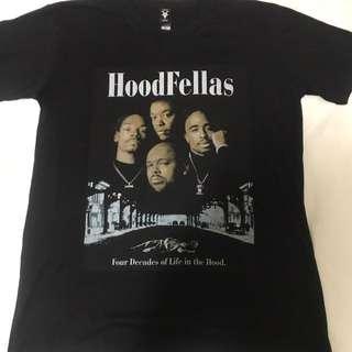 Goat Crew Hoodfellas Tee