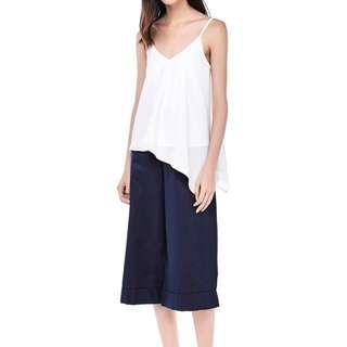 TEM Felise Slope-hem Camisole In Size S