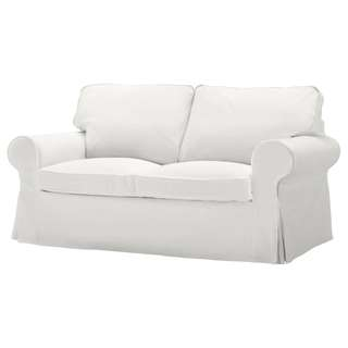 Two-seat sofa couch