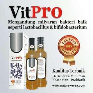 vitpro minuman probiotik