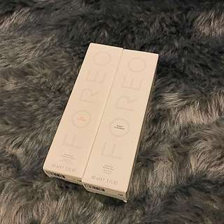 Foreo Day & Night face cleanser