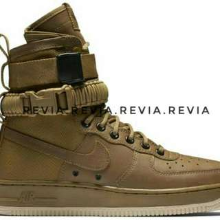 Nike Air Force 1 Special Field - Coklat