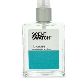 Scent Swatch - Turquoise
