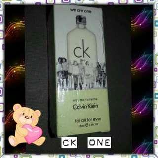 CK one (15ml)