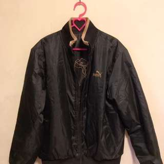 Original Puma Bomber Jacket
