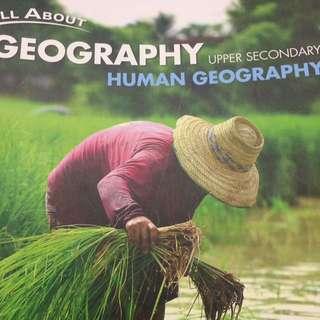Human Geog Textbook