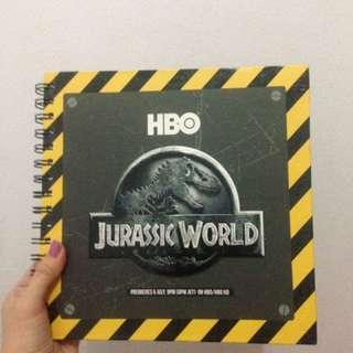 NoteBook Jurassic World
