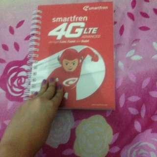Notebook Smart Fren 4G