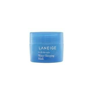 Laneige Water Sleeping Pack Mask 15ml NEW