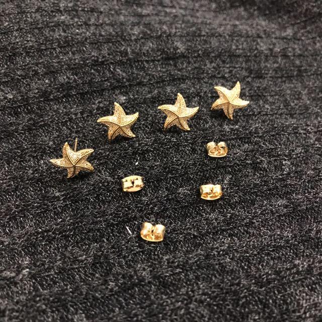 金色海星(2對50)