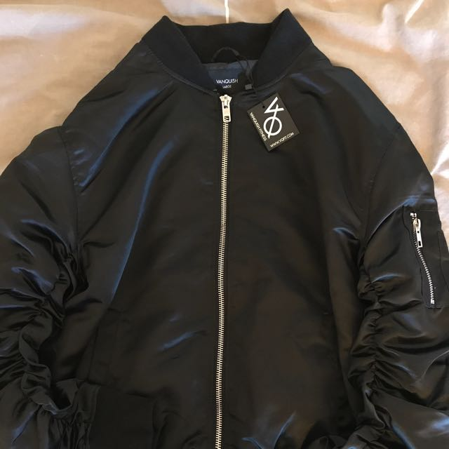 2x bomber jacket