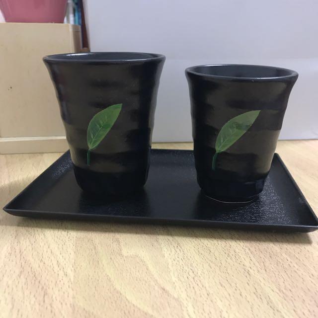 茶裏王陶瓷子母杯