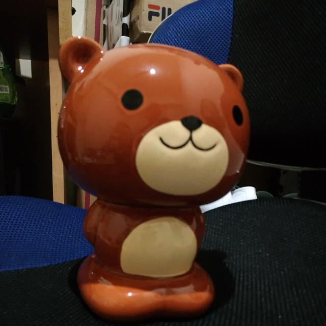 熊熊存錢筒