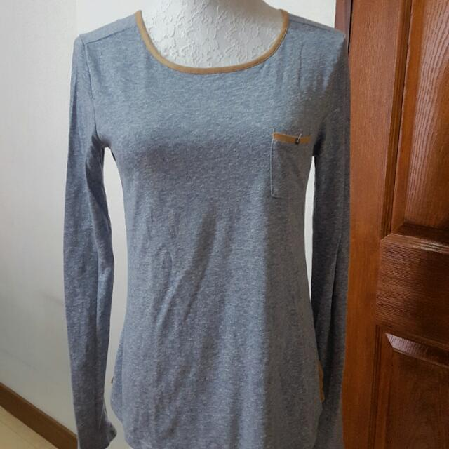 !! SALE !! BLUE SWEATER FROM BERSHKA #topsph #legitseller