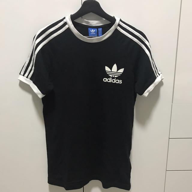 5efc24dd99c72b Adidas california tee black