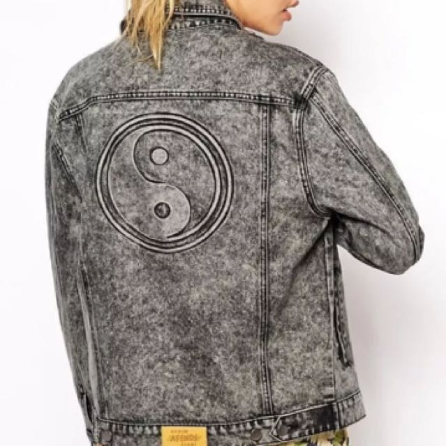 Affends Denim Jacket