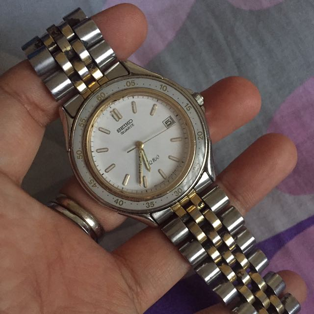 Authentic Seiko Man Watch