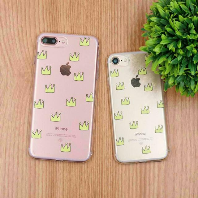 Baby Crown Mobile Phone Case [Apple / Samsung / Oppo]
