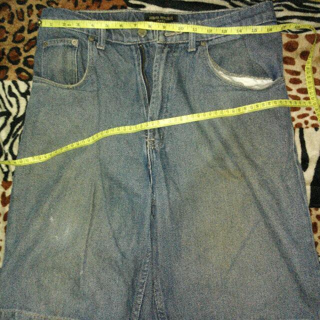Banana Republic Maong Shorts