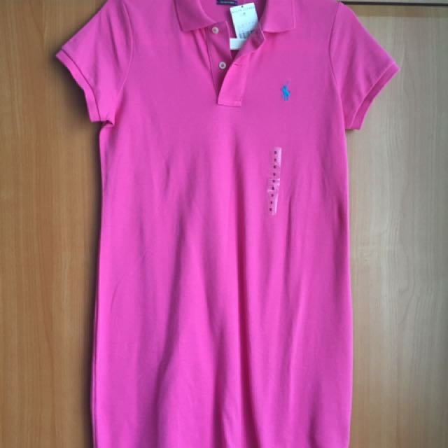 Payday SALE!!! BNWT AUTHENTIC RL DRESS SMALL (PINK)