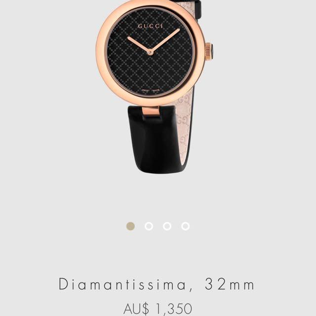Brand New Gucci Watch