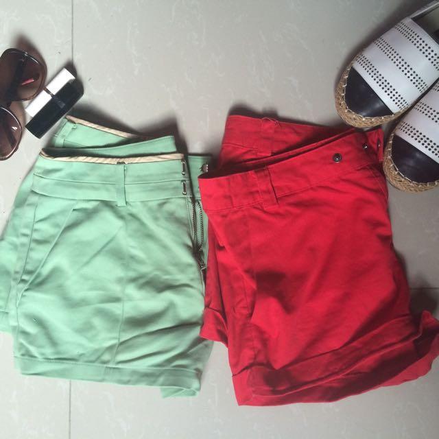 REPRICE!! Bundle Shorts 💕