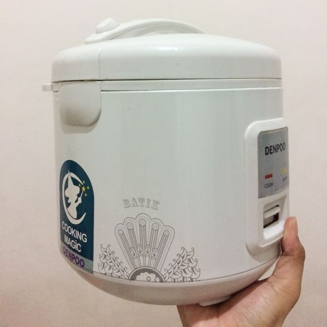 Denpoo Rice Cooker