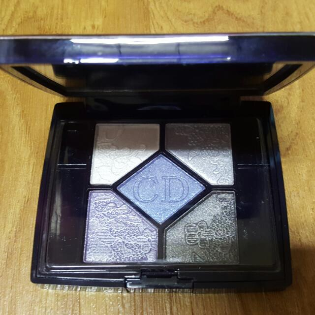 Dior CD 五色眼影