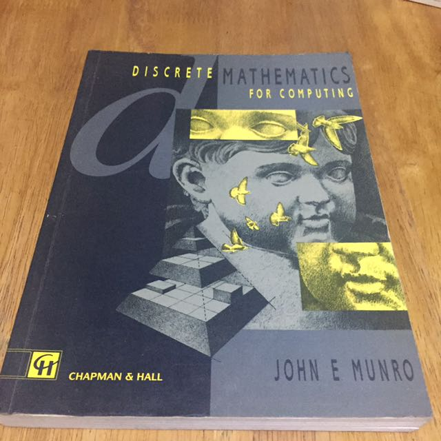 Discrete Mathematics By John Munro