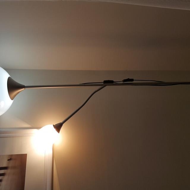 Dual Light Lamp