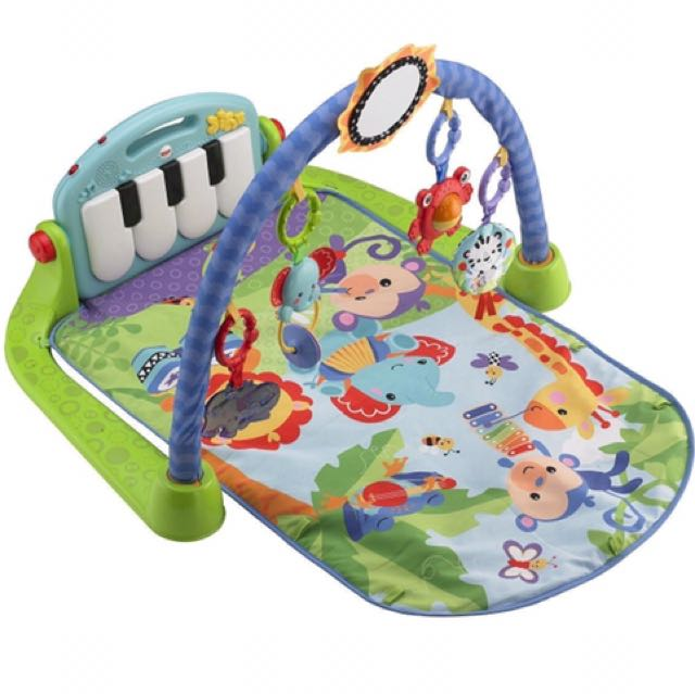 Fisherprice Kick & Learn Piano