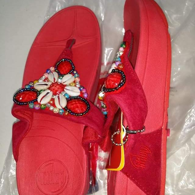 Fitflop Red